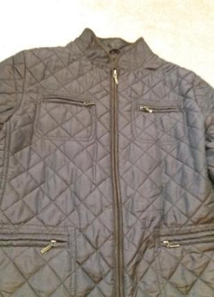 Стеганная курточка  hobbs--8\10р6 фото