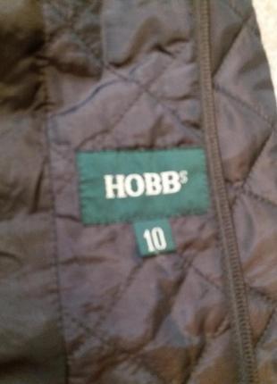 Стеганная курточка  hobbs--8\10р9 фото