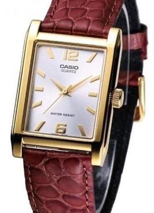 Годинник casio mtp-1235gl-7aef  часы