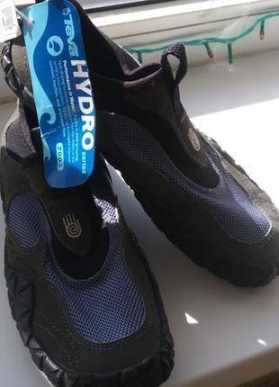 Оригинальная гидрообувь для водных видов спорта от бренда teva разм. 36
