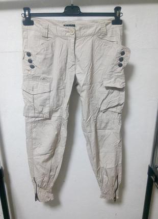 Бриджи короткие штаны на резинках