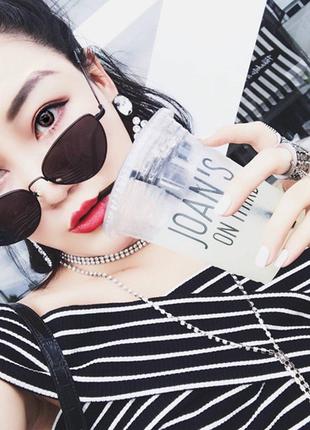 Солнцезащитные очки (кошачий глаз ретро) женские