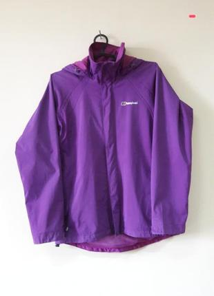 Куртка, ветровка на мембране berghaus aq 2, 10