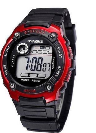 Часы synoke спорт стиль