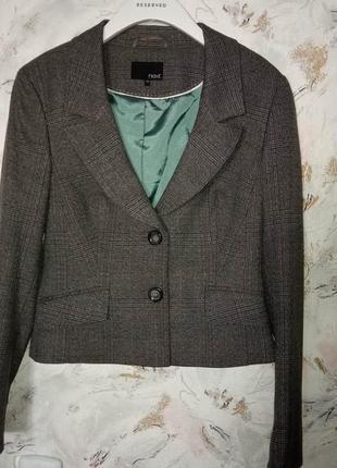 🌷жакет/пиджак женский укороченная модель next новый🌷