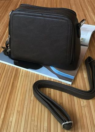 Стильна сумочка крос-боді