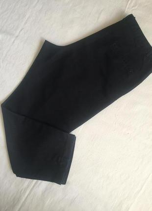 Супер стильные джинсы укороченные раз 2xl(52)