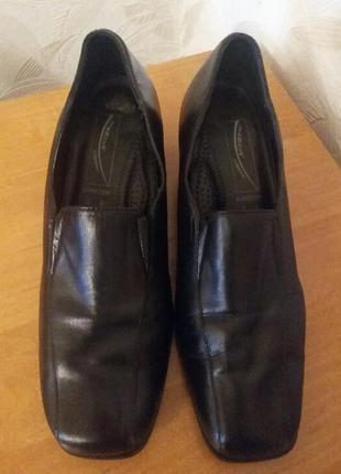 Туфли, ботинки, ортопедические, кожа, 40, medicus