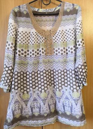 Красивая, приятная и лёгкая блуза public