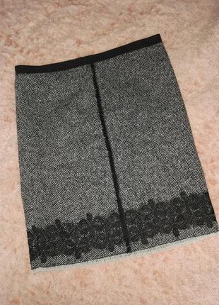 Роскошная юбка бренда marc cain