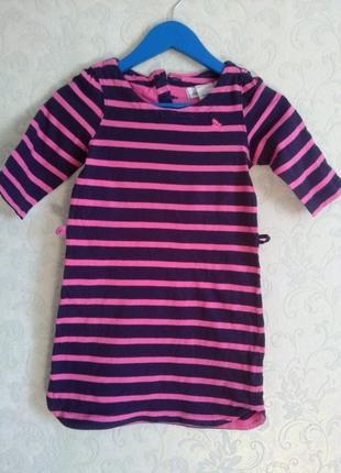 Платье, туника на девочку,3-4 года,104 размер