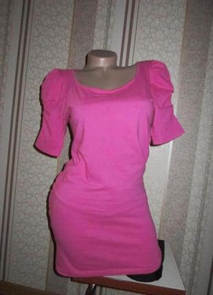 Красивая туника-платье 44 с размера1 фото