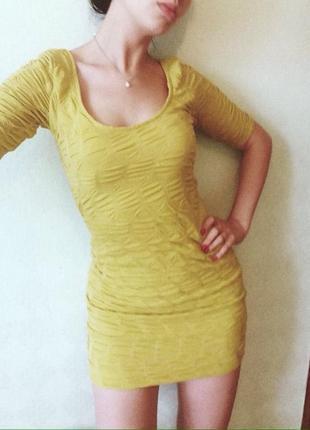 Платье bershka