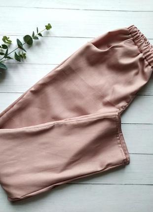 Женские домашние штаны из сатина