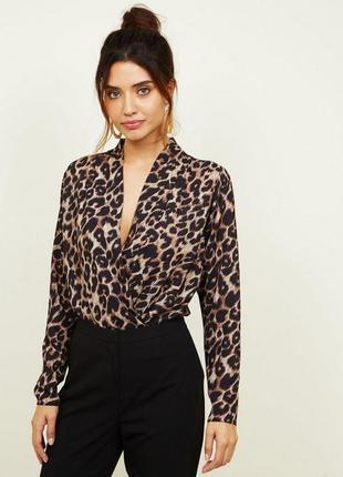 Боди блузка размер 46/l