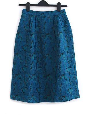 Великолепная юбка-миди  • р-р s (8\36)