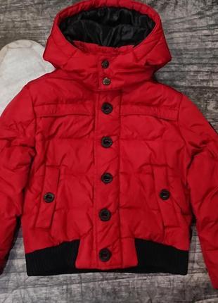 Пуховик, курточка зимняя original marines 6