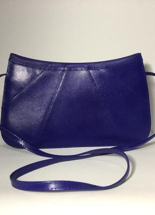 Маленькая сумочка из натуральной кожи