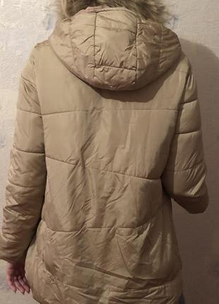 Куртка с натуральным мехом 🔥2