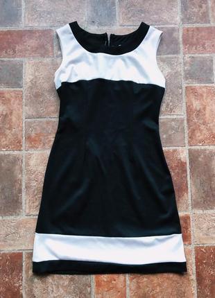 Платье, сарафан, офисное платье, чёрное платье