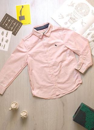 Рубашка для мальчика h&m оригинал