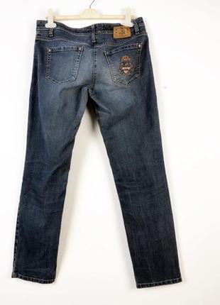 Темно-синие джинсы brax