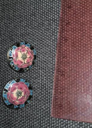 Серьги гвоздики accessorize