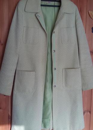 Пальто пальтишко тренч весенний