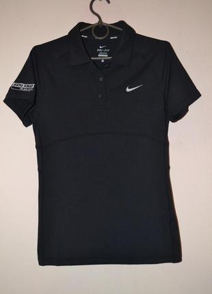 Спортивная футболка-тениска-поло nike (оригинал).