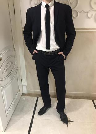 a3f8e62e4bfde Мужские костюмы Calvin Klein 2019 - купить недорого мужские вещи в ...