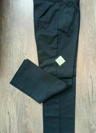 Классические школьные брюки для мальчика 13-14 лет