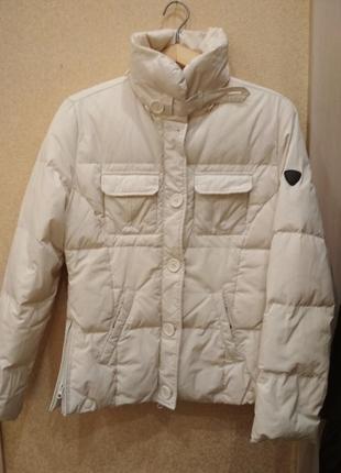Куртка пуховая, пуховик, куртка демисезонная