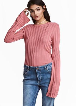 Джемпер кофта свитер водолазка h&m