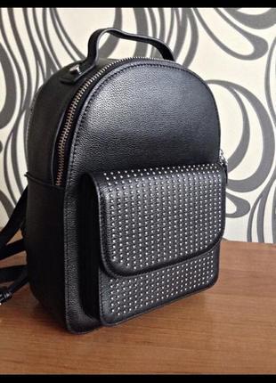 Рюкзак чёрный miraton
