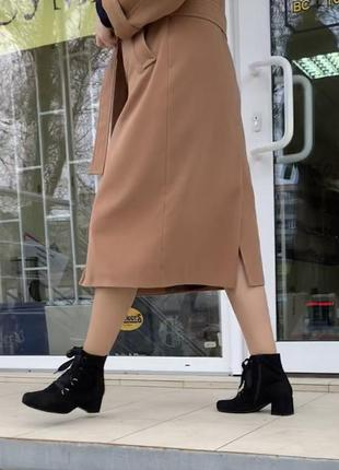 Ботинки semler германия оригинал натуральная замша 37-39