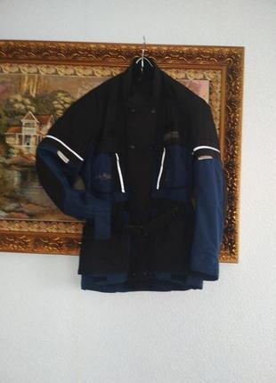 Текстильная мотокуртка/ мото куртка design deston the roan размер м/l - 48 -50