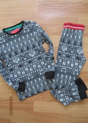 Пижама-поддева marks&spencer на 7-8 лет