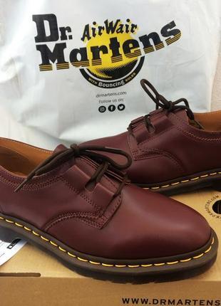 Обувь dr martens 1461 ghillie