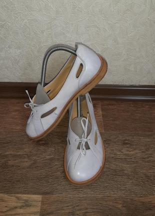 Женские туфли,  размер 38.5