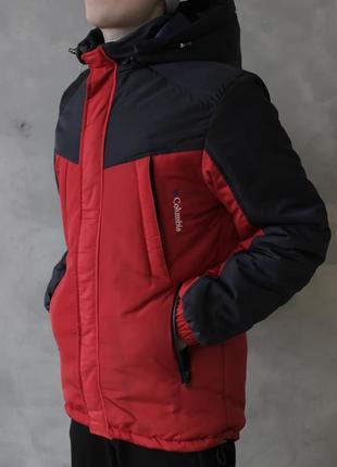 Шикарная мужская куртка ветровка columbia