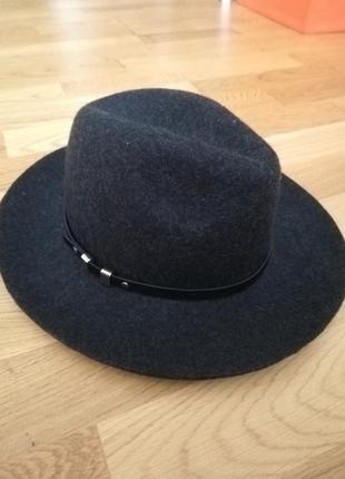 Шляпа шерстяная accessirize