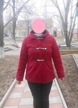 Легкое фирм. пальто, пиджак la redoute, р.10-12 наш 44-46, оригинал!1 фото