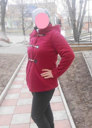 Легкое фирм. пальто, пиджак la redoute, р.10-12 наш 44-46, оригинал!2 фото