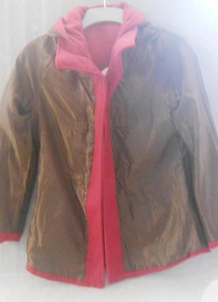 Легкое фирм. пальто, пиджак la redoute, р.10-12 наш 44-46, оригинал!4 фото