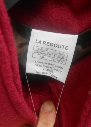 Легкое фирм. пальто, пиджак la redoute, р.10-12 наш 44-46, оригинал!5 фото