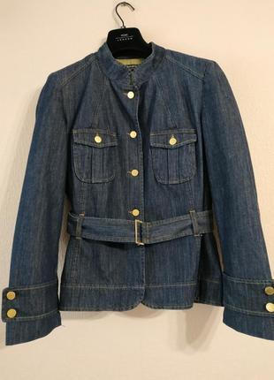 Джинсовая курточка, пиджачок от autograph