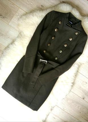 Пальто  george в стили милитари
