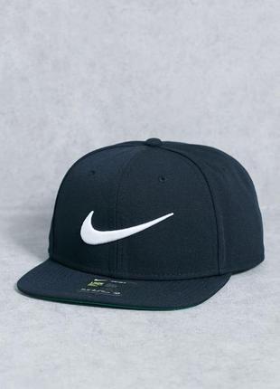 Кепки шапка бейсболка nike black swoosh pro cap оригинал!! -25%