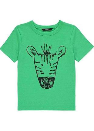 Яскрава футболка для хлопчика на 4-5 р. george