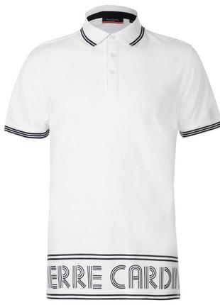 Мужская футболка поло pierre cardin в наличии англия оригинал
